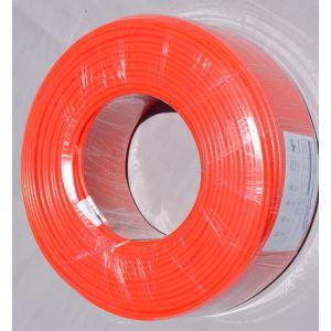 1/4 Inch Reverse Osmosis Red Pipe Per Meter