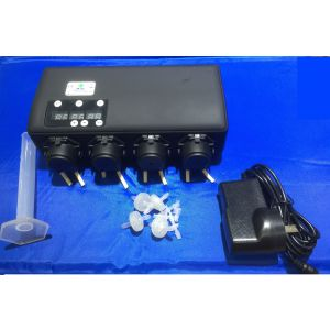 Wavereef Aquarium SD-04 4-head Smart Dosing Pumps